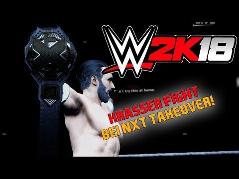 WWE 2K18 🏅 008 • WAS FÜR EIN FIGHT! • LET'S PLAY WWE 2K18