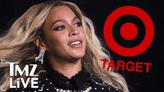 Beyonce Hits Up Target! | TMZ Live
