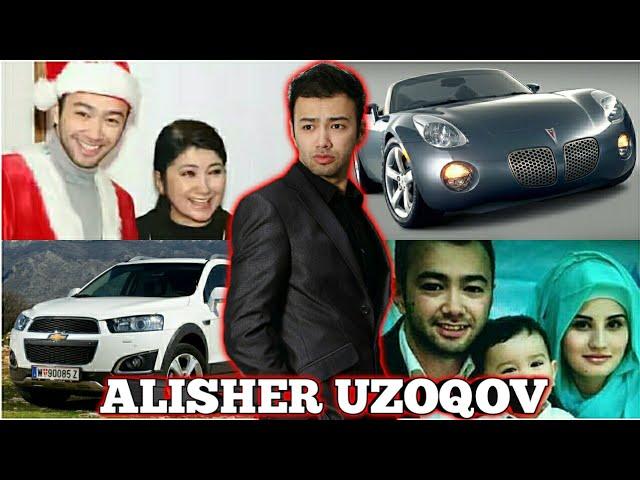 Alisher Uzoqov - Biografiyasi, Qancha topishi, Oilasi, Mashinalari, Filmlari