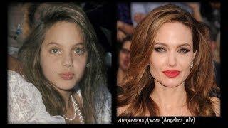 Родившиеся в Июне звезды в детстве и спустя время | Анджелина Джоли, Марк Уолберг и др.