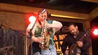 JERSEY JULIE BAND @ la Nuit du Blues de Marnaz 2014