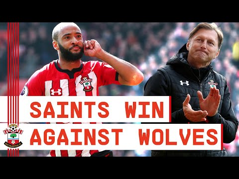 HIGHLIGHTS | Southampton 3-1 Wolverhampton Wanderers