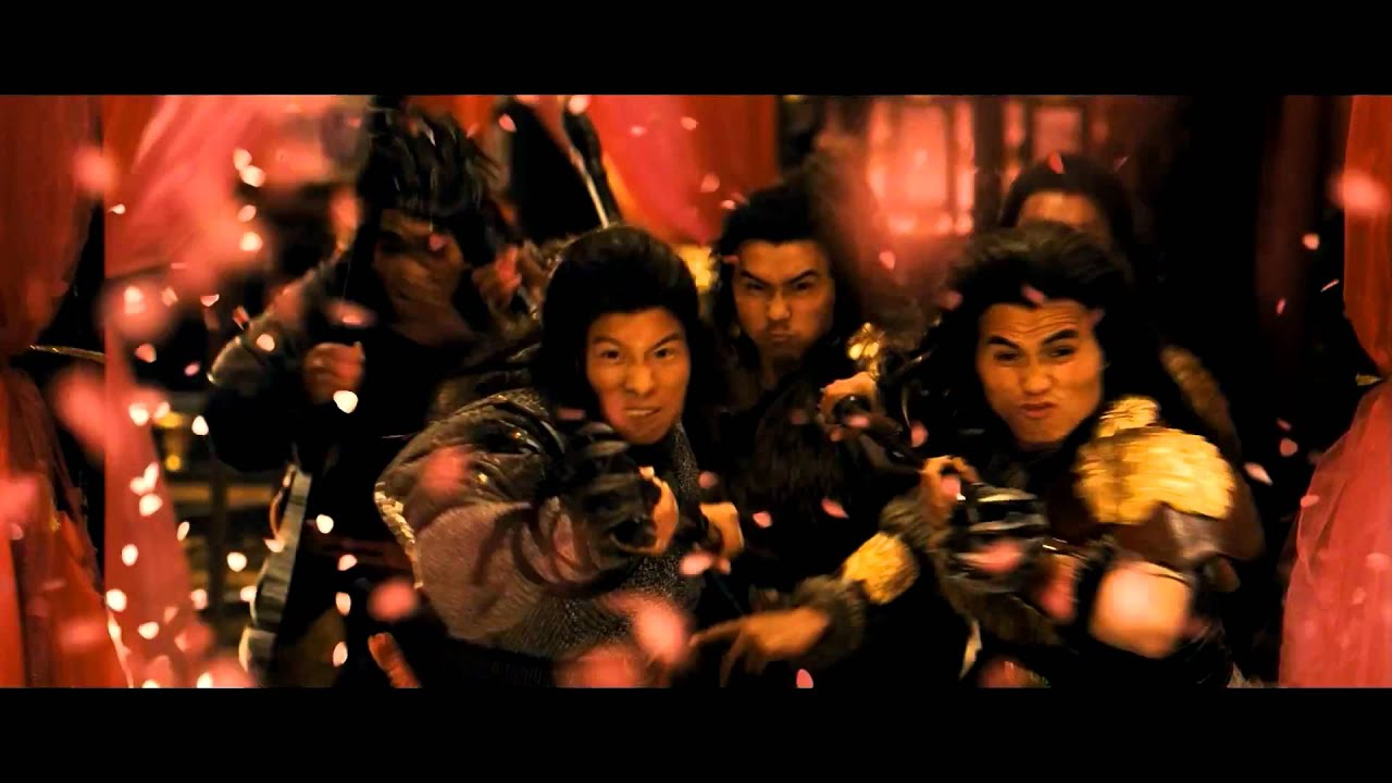 The Man with the Iron Fists 2 (2015), online subtitrat HD - Filme ...