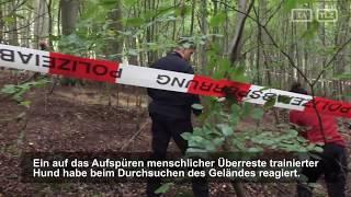 Polizei sucht seit 30 Jahren vermisste Frau in Waldstück bei Volkenroda