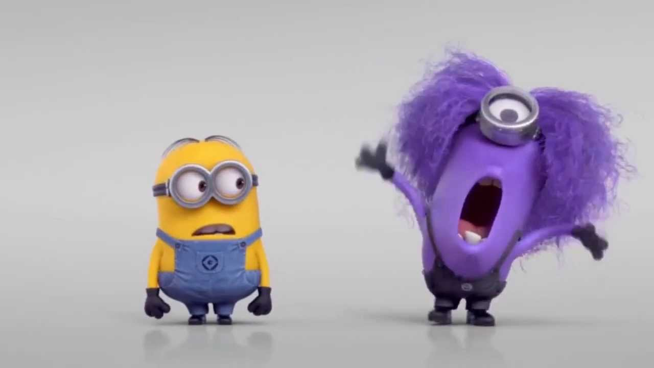 Funny Minion Evil Minion Wants Banana Despicable Me 2 ...