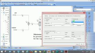 CHEMCAD | Dew Point of Air