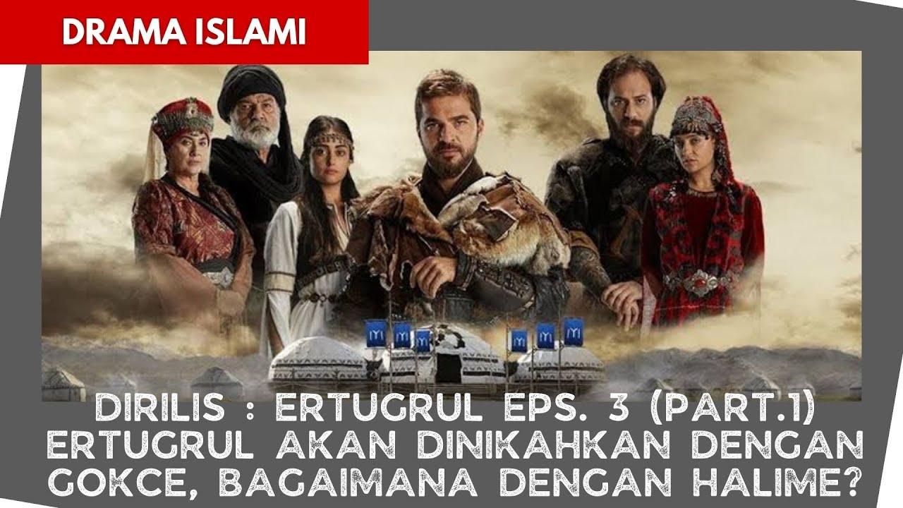 Download ALUR CERITA DIRILIS ERTUGRUL EPS. 3 (PART. 1) | KEBERHASILAN ERTUGRUL MENDAPATKAN TANAH ALEPPO.