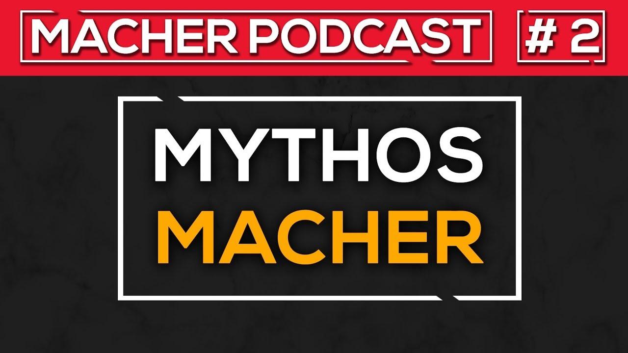 🎙️ Mythos Macher 2/4 ▪️ Depression ▪️ Selbstmord ▪️ Energievampire ▪️ Erwachen