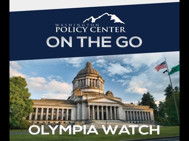 Does the State Really Need all of the New Tax Increases Proposed by the Governor and Olympia?