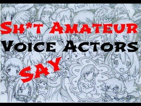 Acting actor amateur voice picture 422
