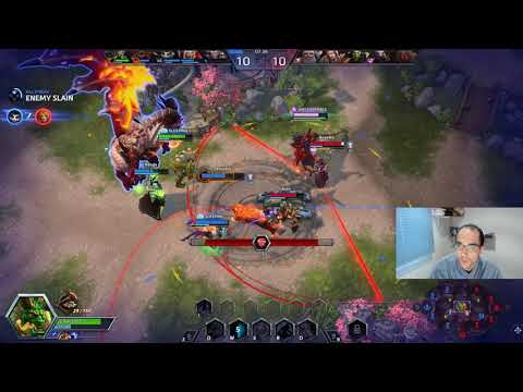 Heroes Of The Storm 2.0 Ep 97 Zul'jin Twin Cleave Build