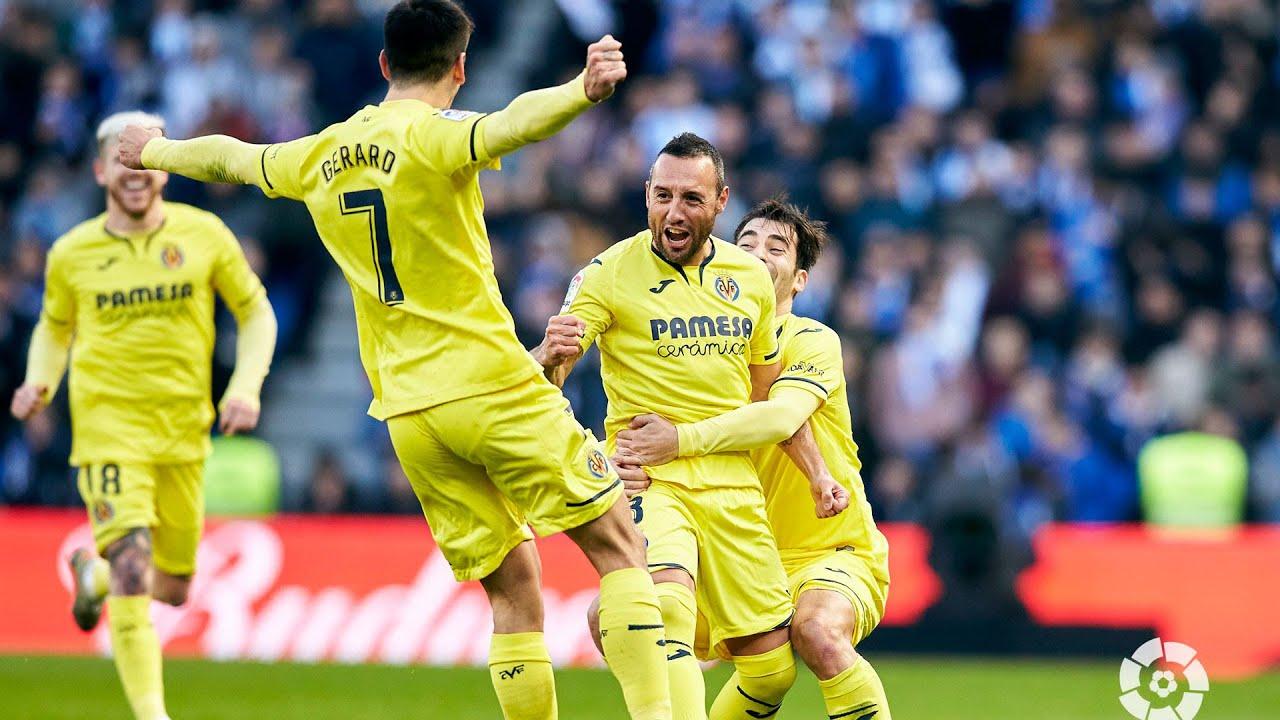 Real Sociedad 1-2 Villarreal Jornada 19 LaLiga 2019/20