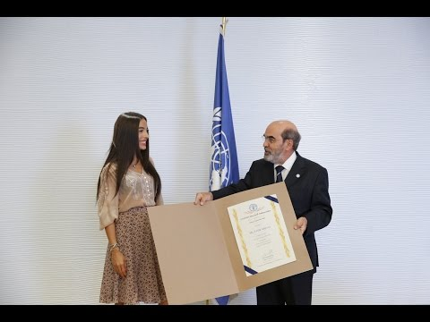 Leyla Aliyeva meets Director General of UN Food and Agriculture Organization José Graziano da Silva