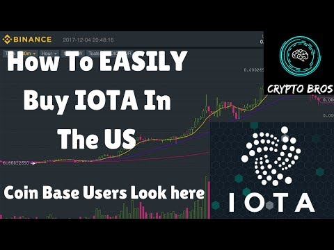 How To Buy IOTA In The US Using Coinbase [Shockingly Easy]