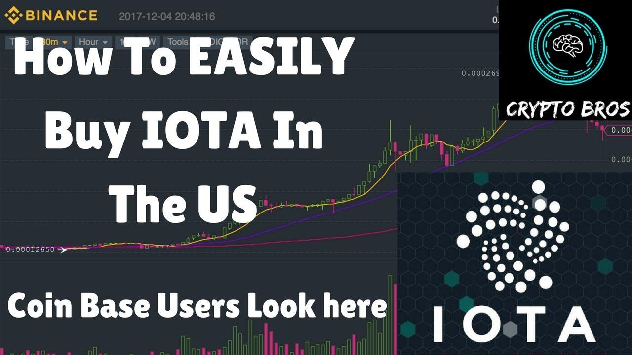 where can you buy iota cryptocurrency