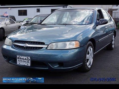 Beautiful 2001 Nissan Altima Gxe 2 4 Limited Edition Sedan You