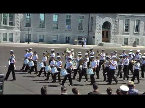 HMCS Ontario Basic Training Graduation, Royal Canadian Sea Cadet Corp
