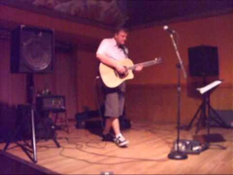Dustin Burley 2011-09-10 Pizza Shoppe Collective - Omaha, NE (part 2 of 3) Tears of the Sun