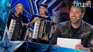 Some friends of DANI MARTÍNEZ surprise him on stage | Auditions 7 | Spain's Got Talent 2021