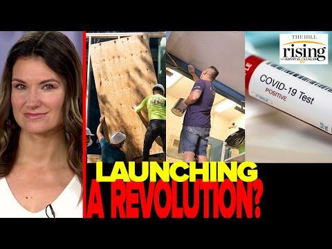 Krystal Ball: Did Covid Launch A Work REVOLUTION