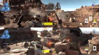 Star Wars: Battlefront Quick Play (60FPS)