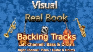 The Shadow Of Your Smile - Backing Track