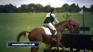 Burnham Beeches Horse Trials