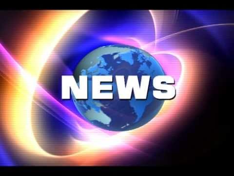 My News Intro Etv News Youtube