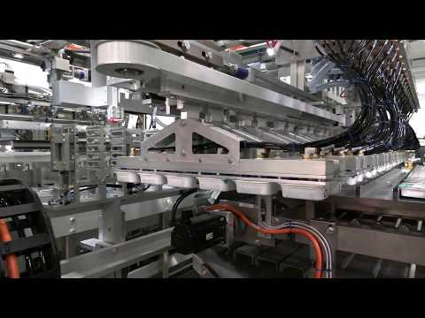 Myrias  Fully Automated Variety Case Packing
