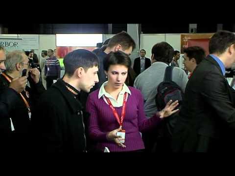 Cisco Expo-2011, Kiev, Ukraine