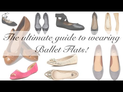 The Ultimate Guide to Wearing Ballet Flats