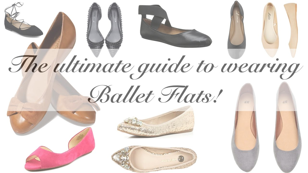 030cad7e609b The Ultimate Guide to Wearing Ballet Flats - YouTube