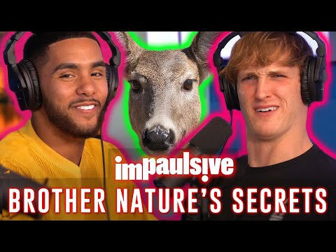 BROTHER NATURE REVEALS HOW HE SPEAKS TO ANIMALS - IMPAULSIVE EP. 24