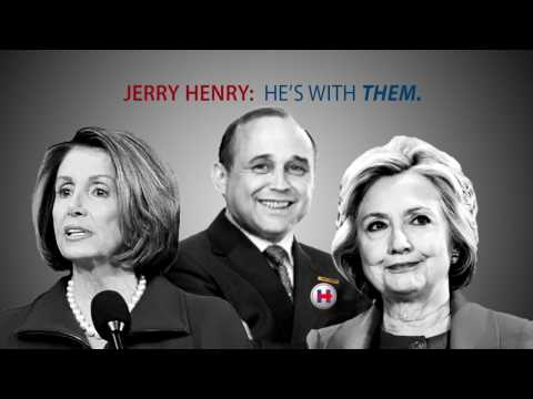 Jerry Henry.  He's With Them.