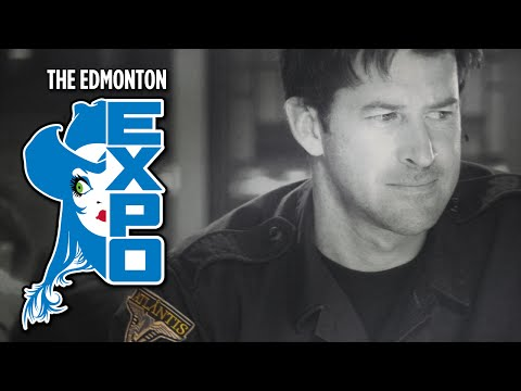 Joe Flanigan tried to buy the Stargate franchise with French subtitles