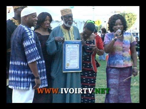 African Diaspora  Festival 2012 Newark, New Jersey