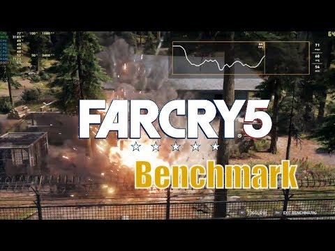 Far Cry 5 Ultra Settings Benchmark | AMD Radeon r9 200 series | i7 6800K 3.40GHz