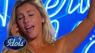 Contestant SHOCKS JUDGES Singing WHISTLE TONES On American Idol 2018