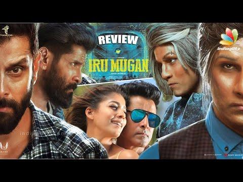 Irumugan Malayalam Movie Review   Vikram, Nayanthara, Harris Jayaraj