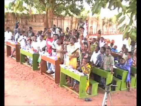 Togo Christian Mission School: Johnson Univeristy Donations
