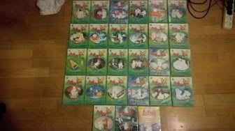 Minun Muumi DVD Kokoelmani
