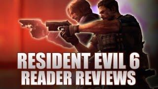 Resident Evil 6 Reader Reviews