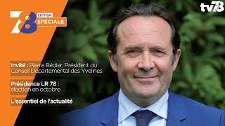 """7/8 Le Journal – Edition spéciale """"Pierre Bédier"""" du 30 mai 2018"""