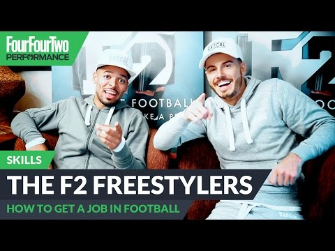 The F2 Freestylers on life in a Premier League academy