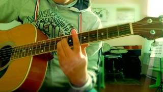 Skeeter Davis - The End Of The World [Acoustic guitar cover]