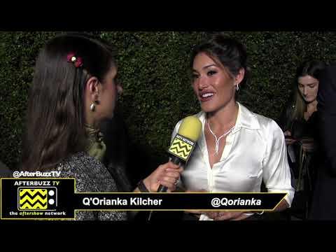 """TNT's """"The Alienist"""" Premiere - Q'Orianka Kilcher"""