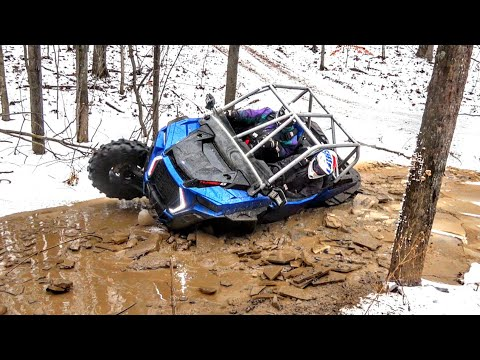 Hill Climb, Mud Pits, Trails! Extreme UTV Off Road!