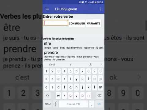Le Conjugueur  For Pc - Download For Windows 7,10 and Mac