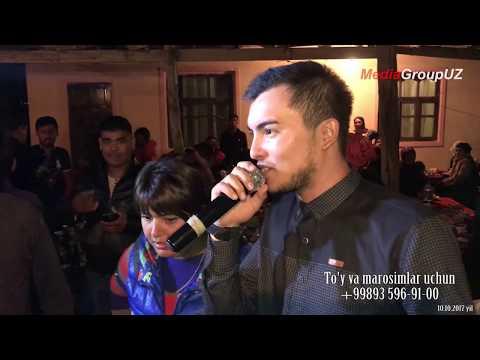 Shoxruz (Abadiya) - Lo`lilar To`yda 2017