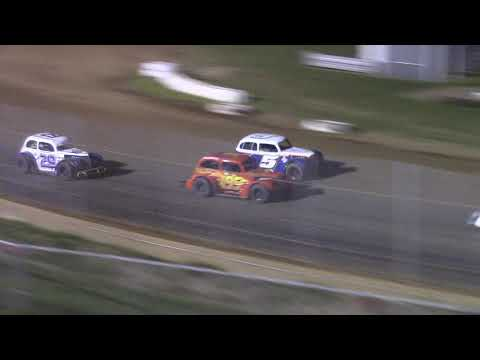 7/8/18 Legends Feature Angell Park Speedway